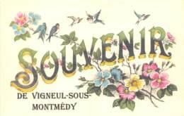 55 - Meuse / Fantaisie - CPM Format Cpa - Format 14 X 9 Cm - Carte Postale Moderne - 554854 - Vigneul Sous Montmédy - France