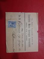 España Documento Consultorio Medico Quirurjico Internacional Circulado - 1870-72 Regencia