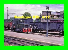 AL 442 - Locotracteur Y 2113 - LA SOUTERRAINE - Creuse 23 - SNCF - La Souterraine