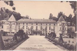 CPA - 71. RUEIL Château De La Malmaison Façade Et Entrée Principale - Rueil Malmaison