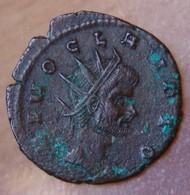 Claude II Le Gothique, Antoninien +270 Rome CONSECRATIO - 5. L'Anarchie Militaire (235 à 284)