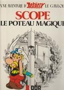 """ASTERIX  Album """"LE  POTEAU  MAGIQUE """"  Edition Spéciale Publicitaire  PPB - Astérix"""
