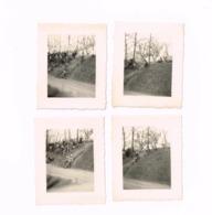 Moto-cross. Lot De 4 Photos. - Sport