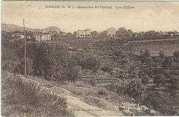 Alpes Maritimes : Vence, Quartier St Michel, Les Villas - Vence