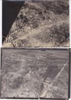 SOMME MONTDIDIER PHOTOS AERIENNES ET DE L EGLISE 1918 - Montdidier