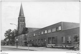 "GOIRLE ..-- Verpleeghuis "" St  Elisabeth "" . 1975 De POPPEL Vers BRUXELLES ) . Voir Verso . - Ravels"