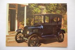 CPA AUTOMOBILE. Voitures Du Temps Passé. Photo : AARONS. FORD 1902. - Altri