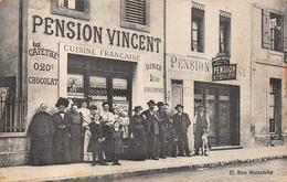 Genève Pension Vincent Rue Rotschild - GE Genève