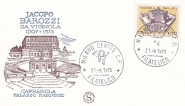 JACOPO BAROZZI DI VIGNOLA CAPRAROLA PALAZZO FARNESE 1973 - 1946-.. République