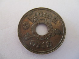 Thailand: 1 Satang 1926 (Chakra Coin, Rama VI) - Thaïlande