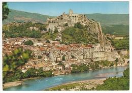 SISTERON (B.A.) Alt. 482m.- La Citadelle Et La Durance - Sisteron