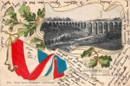 Luxembourg -  Fantaisie - Viaduc Et Vallée De La Pétrusse - Luxembourg - Ville