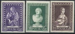 Polen 990/92 ** Postfrisch - Ungebraucht
