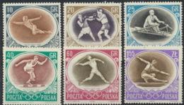Polen 964/69 ** Postfrisch - Ungebraucht