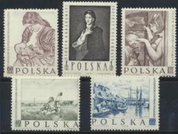 Polen 1102/06 ** Postfrisch - Ungebraucht