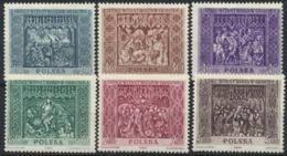 Polen 1179/84 ** Postfrisch - Ungebraucht