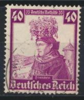 Deutsches Reich 597 O - Deutschland