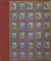 Meraviglie Dei Francobolli F.lli Fabbri Bolaffi Album Di 46 Pp. Con + Di 450 Francobolli Mondiali Tematici Nuovi E Usati - Collezioni (in Album)