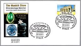 DIAMANTE WITTELSBACH - WITTELSBACH-GRAFF DIAMOND. Munchen 2011 - Minerales