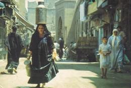 EGIPTO, CAIRO, PHOTO ANDRES R WERTHEIM LOOK & TAKE. CIRCA 1986- BLEUP - Cairo