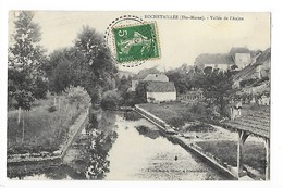 ROCHETAILLEE  (cpa 52)  Vallée De L'Aujon   -   L 1 - Montier-en-Der