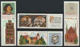 Polen 2088/91Zf ** Postfrisch - Ungebraucht