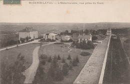 Rhone : SAINT-GENIS-LAVAL : L'observatoire, Vue Prise Du Nord - Other Municipalities