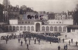 PHOTO ANCIENNE,75,PARIS,1918,ECOLE POLYTECHNIQUE,ELEVE,NOUVELLE PROMOTION,BLESSES,RARE - Plaatsen