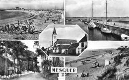 ¤¤  -   MESQUER    -   Multivues  -  Kercabellec - Port - Bourg - Plage De L'Anséria   -   ¤¤ - Mesquer Quimiac