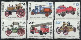 Polen 2961/66 ** Postfrisch - 1944-.... Republik