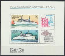 Polen Block 98 ** Postfrisch - Blocks & Kleinbögen
