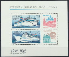 Polen Block 99 ** Postfrisch - Blocks & Kleinbögen