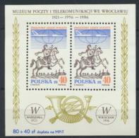 Polen Block 101 ** Postfrisch - Blocks & Kleinbögen