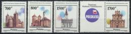 Polen 3302/04 ** Postfrisch - 1944-.... Republik