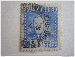 Brazilie Bresil Brasilien Brasil 1947 Président Dutra Yv 460 O - Brésil