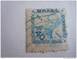 Brazilie Bresil Brasilien Brasil 1945 Ribeiro DenAndrade Yv 421 O - Brésil