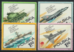 Polen 2275/78 ** Postfrisch - 1944-.... Republik
