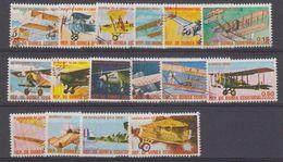 Guinea 1979 Airplanes 16v Used Cto (41113) - Equatoriaal Guinea