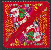 Sowjetunion 2x6153 Kehrdruckpaar ** Postfrisch - 1923-1991 UdSSR