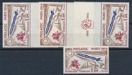 CD-566: FRANCE: Lot Mini Stock: N°1422**(2)-1422*-1422b** - France