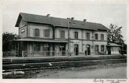 MOSELLE  BOULAY  La Gare - Boulay Moselle