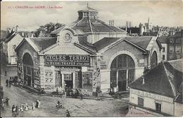 CHALON SUR SAONE Les Halles.Cycles Terrot - Chalon Sur Saone