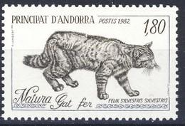 +D3111. Andorra 1982. Nature Protection. Michel 327. MNH(**) - Ungebraucht