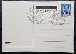 Luxembourg 1941- Poskarte - 1940-1944 Duitse Bezetting