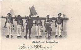 Blankenberghe Les Sauveteurs - Blankenberge