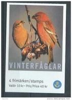 Suède 2004 Carnet C2416 Neuf Oiseaux - Carnets