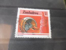 ZIMBABWE TIMBRE OU SERIE YVERT N°102 - Zimbabwe (1980-...)