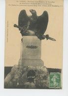GORZE - Monument Du 8ème Régiment De Grenadiers Du Roi FREDERIC GUILLAUME III DE BRANDENBOURG - Andere Gemeenten