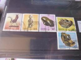 ZIMBABWE TIMBRE OU SERIE YVERT N°152---157 - Zimbabwe (1980-...)