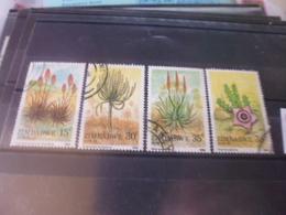 ZIMBABWE TIMBRE OU SERIE YVERT N°158----163 - Zimbabwe (1980-...)